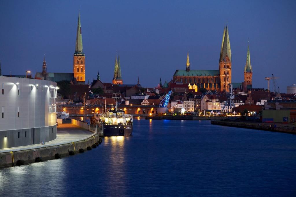 Lübeck in Schleswig-Hollstein