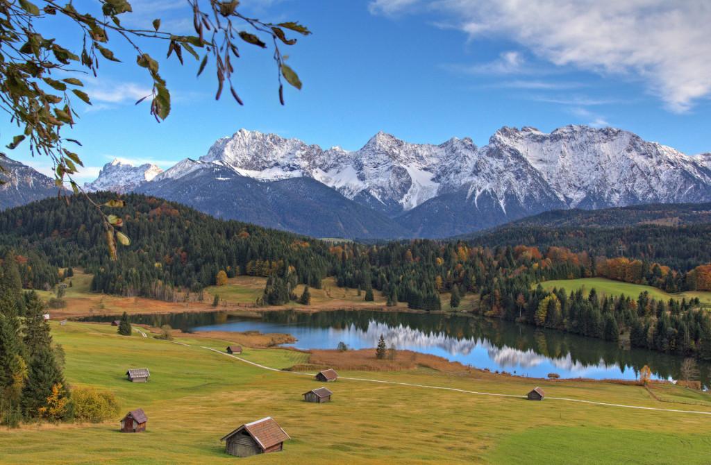 Reiseziele – Mittenwald