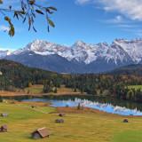 Mittenwald in Bayern