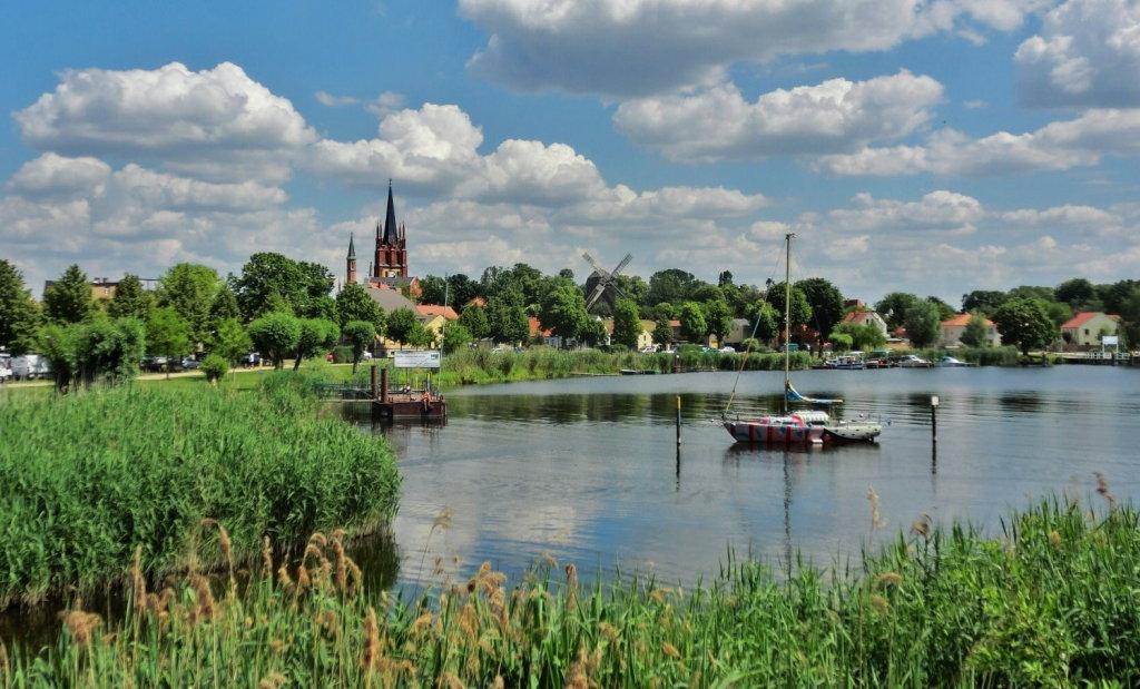 Werder/Havel – wunderschön gelegen
