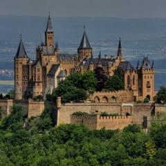 Hechingen, Haigerloch und Burg Hohenzollern