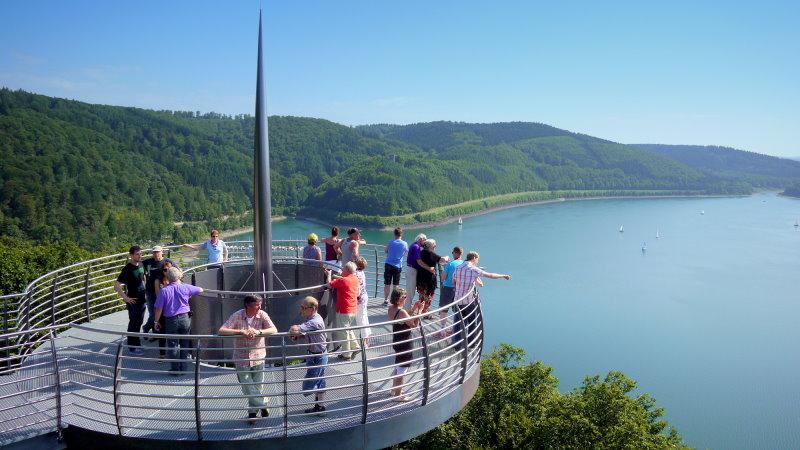 Reiseberichte aus Deutschland – Biggesee