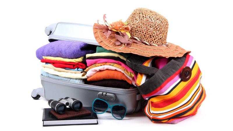 Die Wahl des richtigen Koffers