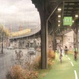 Erhält Berlin eine Radbahn?