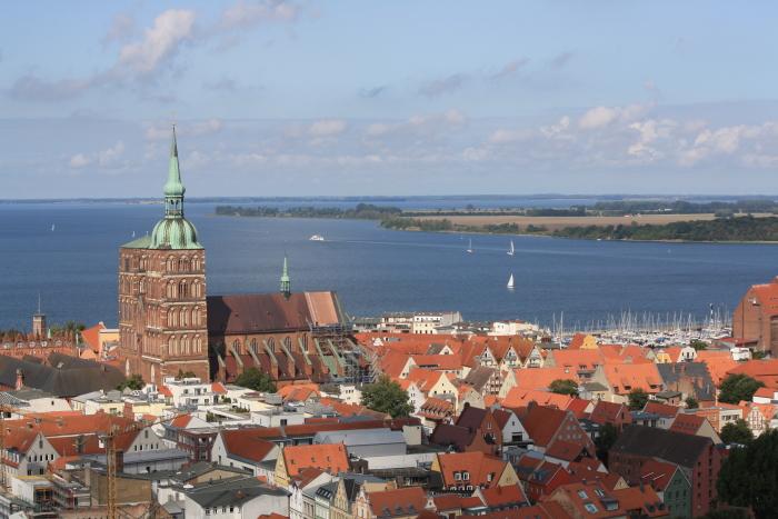 Historische Altstadt Stralsund