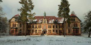 Lost Places: Beelitz Heilstätten