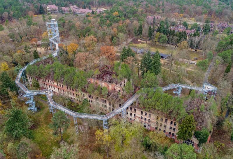 Baumkronenpfad Beelitz Heilstätten