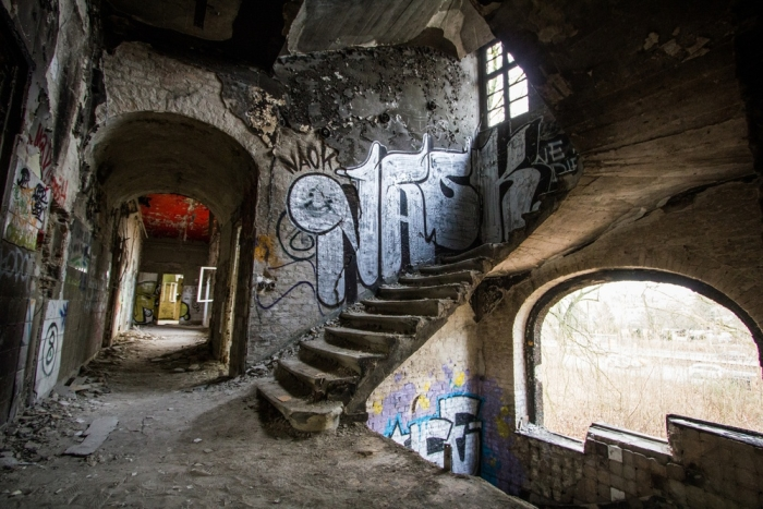 Lost Places erkunden