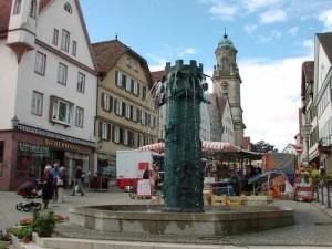 Altstadt von Hechingen