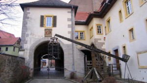 Kriminalmuseum in Rothenburg ob der Tauber