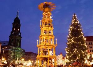 Die große Weihnachtspyramide
